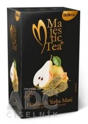Biogena Majestic Tea Hruška & Yerba Maté ovocný čaj 20x2,5 g (50 g)