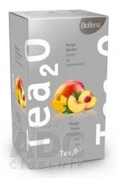 Biogena Tea2O Mango & Broskyňa ovocný čaj 20x2,3 g (46 g)