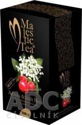 Biogena Majestic Tea Acerola & kvet Bazy ovocno-bylinná zmes 20x2,5 g (50 g)