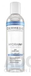 DERMEDIC HYDRAIN3 HIALURO H2O micelárna voda 1x200 ml