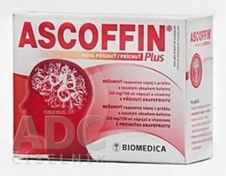 BIOMEDICA ASCOFFIN Plus vrecúška 1x10 ks