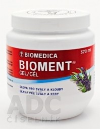 BIOMEDICA BIOMENT GÉL 1x370 ml