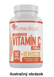 Vitamín C 500 mg 100 kps