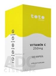 TOTO VITAMÍN C 250 mg
