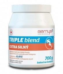 Barny's TRIPLE blend EXTRA SILNÝ prášok, s arómou a sladidlom 1x200 g