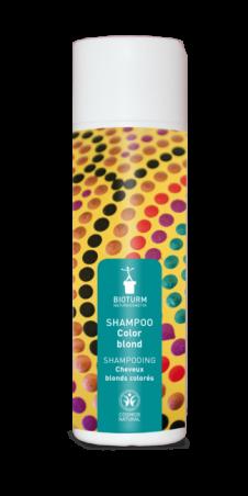 Šampón na farbené blond vlasy  - 200ml