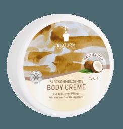 Telový krém s vônou kokosu - 250ml