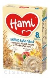 Hami mliečna kaša ryžová s vanilkovou príchuťou,