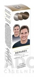 REPAREX Proti šedinám pre mužov, 1x125 ml