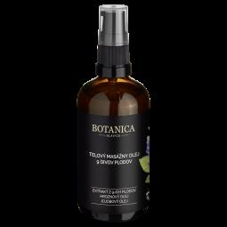 Telový masážny olej 9 divov plodov