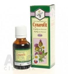 Calendula Cynarofit kvapky 1x25 ml