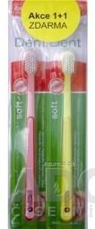 Cemio Dent Soft zubná kefka 1+1 ks zadarmo, 1x1 set