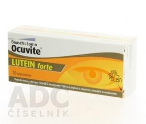 OCUVITE LUTEIN FORTE BONUS