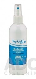 TOP GOLD Deo sprej do obuvi (na nohy)
