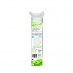 Odličovacie tampóny z organickej bavlny 80ks MASMA