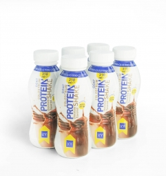 Proteínový shake s kozím kolostrom a čokoládovou príchuťou  6 x 310 ml