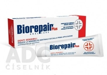 BIOREPAIR PLUS SENSITIVE TEETH zubná pasta