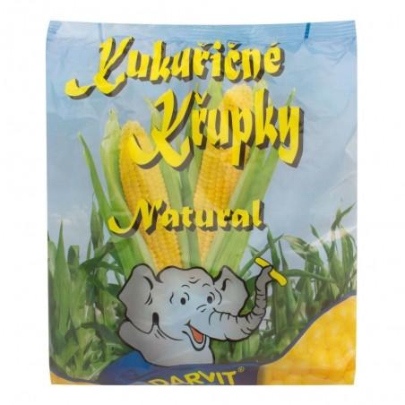 Chrumky kukuričné bezlepkové 60 g DARVIT