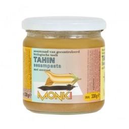 Tahini so soľou 330 g BIO Monk