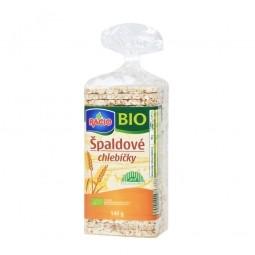 Chlebíčky špaldové 140 g BIO RACIO