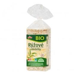 Chlebíčky ryžové bezlepkové 140 g BIO RACIO