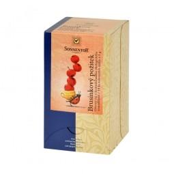 Čaj Brusnicový pôžitok 50,4 g BIO Sonnentor