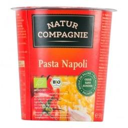 Cestoviny v paradajkovej omáčke instantnej 59 g BIO NATUR COMPAGNIE