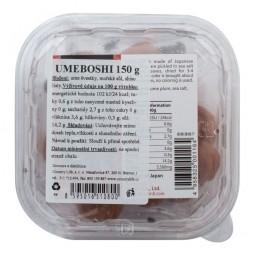Umeboshi 150 g muso