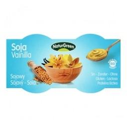 AKCIA SPOTREBA: 05.10.2020 Dezert sójový s vanilkovou príchuťou 2x125 g BIO NATURGREEN