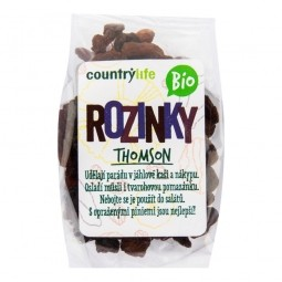 Hrozienka Thomson 100 g BIO COUNTRY LIFE