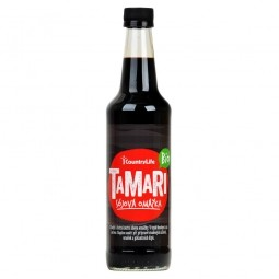 Tamari sójová omáčka 500 ml BIO COUNTRY LIFE