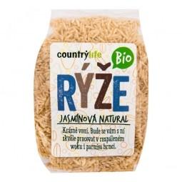 Ryža jazmínová natural 500 g BIO COUNTRY LIFE