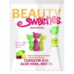 Cukríky Beauty Sweeties - Mačičky 125g vegan