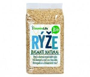 Ryža basmati natural 500 g BIO