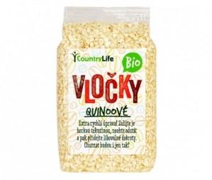 Vločky quinoové 250 g BIO