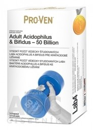 PRO-VEN Adult Acidophilus & Bifidus  - 50 Billion
