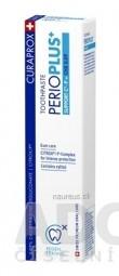 CURAPROX Perio Plus Support CHX 0,09 % zubná pasta 1x75 ml