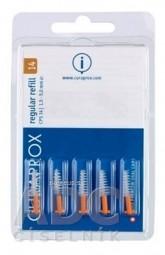 CURAPROX CPS 14 regular refill oranžová