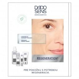 VZORKA REGENERATION E línia pre pokožku s potrebou regenerácie