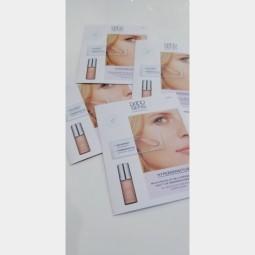 VZORKA Hypersenzitívny Make up BEIGE pre citlivú a mierne začervenanú pokožku 1x2ml