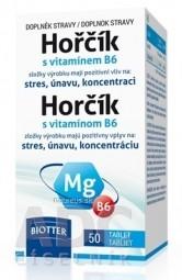 Biotter Horčík s vitamínom B6