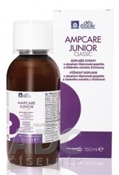 AMPCARE JUNIOR CLASSIC sirup 1x150 ml
