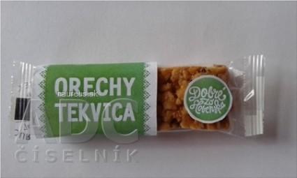 Dobré z SK Tyčinka ORECHY TEKVICA
