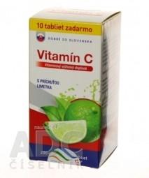 Dobré z SK Vitamín C 200 mg príchuť LIMETKA
