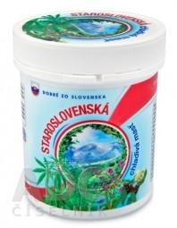 Dobré z SK STAROSLOVENSKÁ chladivá masť