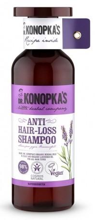 Dr.Konopka´S - Šampón proti vypadávaniu vlasov 500 ml
