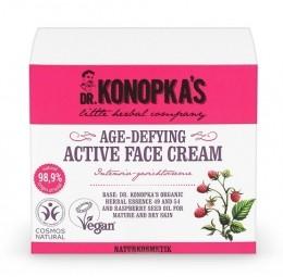 Dr. Konopka'S - Krém na tvár proti starnutiu 50 ml