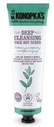 Dr.Konopka´S - Teplý hĺbkovo čistiaci pleťový peeling 75 ml
