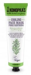 Dr.Konopka´S - Chladivá maska na tvár na zúženie pórov 75 ml