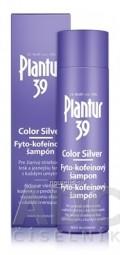 Plantur 39 Color Silver Fyto-kofeínový šampón